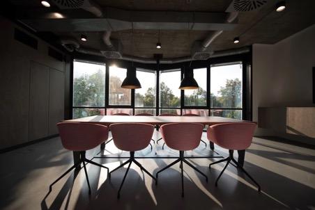 Een duurzaam kantoor met LED-verlichting - Businessbox